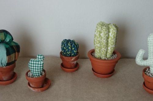 Thimbnail Kaktus 500x330 - Kakteen aus Stoff nähen DIY - Der Tropical Green Trend mal anders