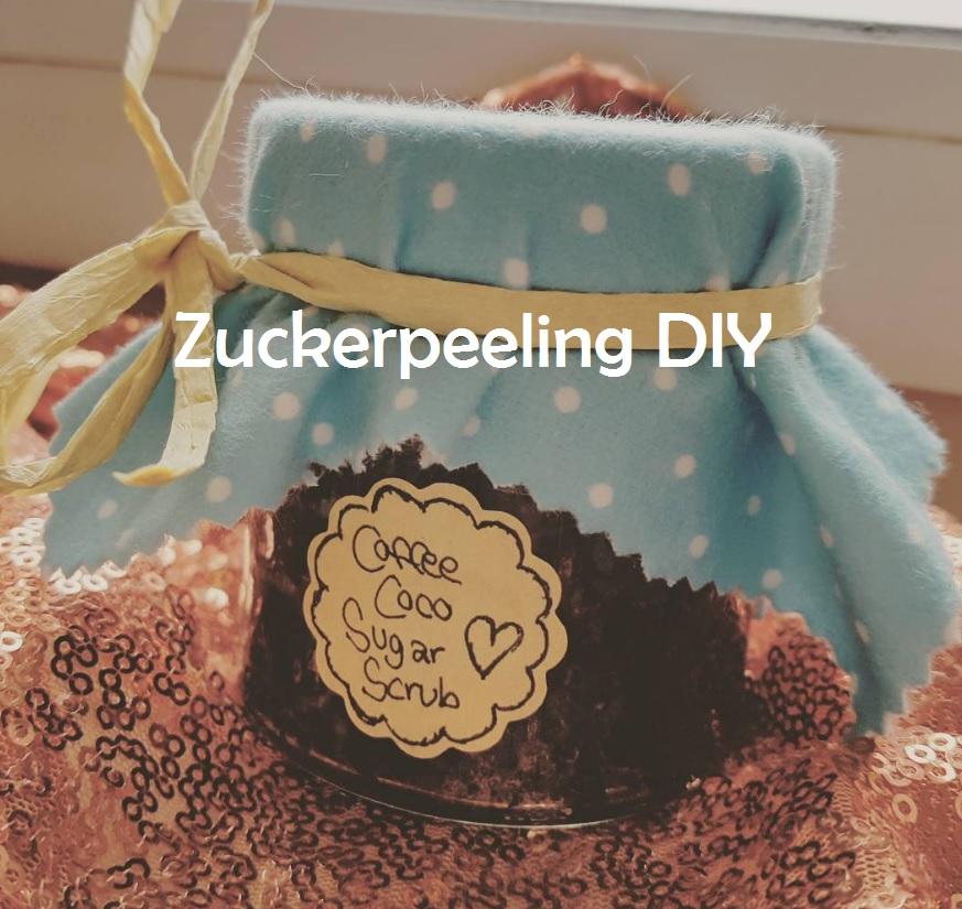 Zuckerpeeling - Zuckerpeeling DIY