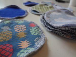 pads block 300x225 - Nachhaltig Abschminken - Zero Waste DIY