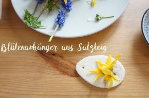 Salzteig Blogbild 500x330 - Blütenanhänger aus Salzteig DIY