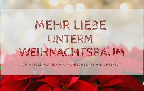 Autumn Season Blog Banner 500x315 - Mehr Liebe unterm Weihnachtsbaum – 36 Fragen für ein harmonisches Weihnachtsfest