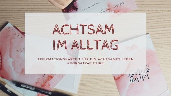 Autumn Season Blog Banner 1 - Achtsamkeit mit Affirmationskarten