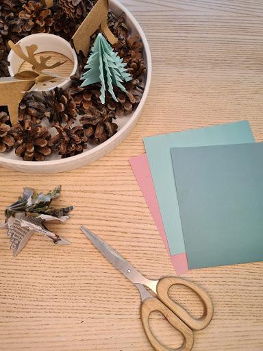 2020 11 29 1 - Weihnachtsdeko aus Papier