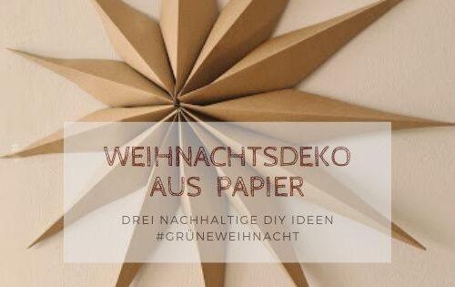Autumn Season Blog Banner 2 500x315 - Weihnachtsdeko aus Papier
